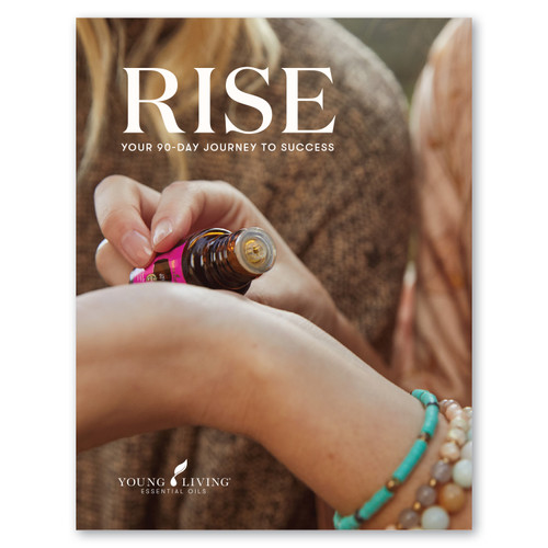 RISE Your 90-Day Journey to Success - Printed Booklet
