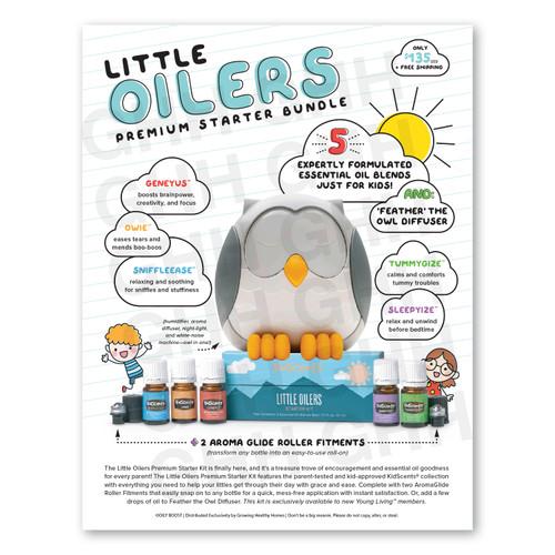 Little Oilers Starter Kit Flyer (PDF)