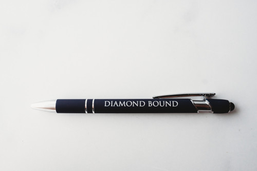 Diamond Bound Pen