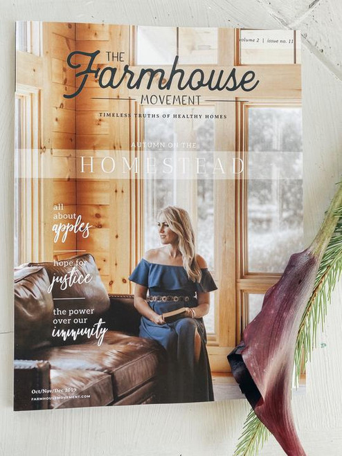 The Farmhouse Movement Magazine - Eleventh Edition