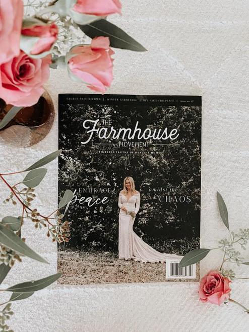 The Farmhouse Movement Magazine - Twelfth Edition
