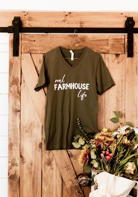 Real Farmhouse Life Shirt