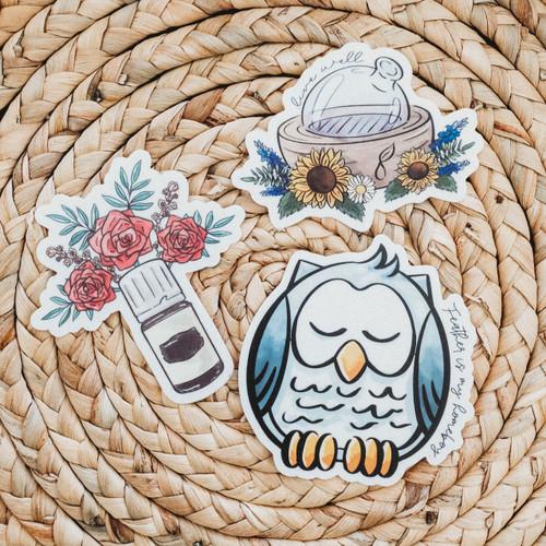 YLEO Sticker Pack