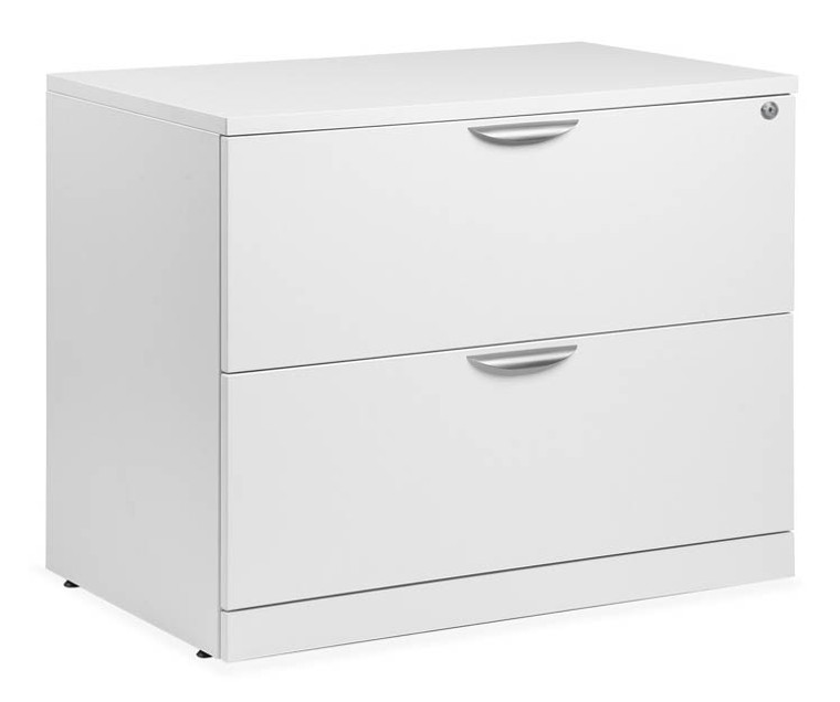 "OSL-Series 36"" 2-Drawer Lateral File Cabinet"