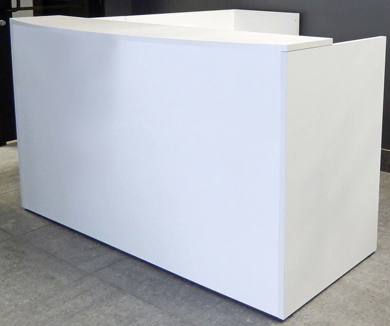 "OSL-Series 71"" Reception L-Shape Desk Shell"
