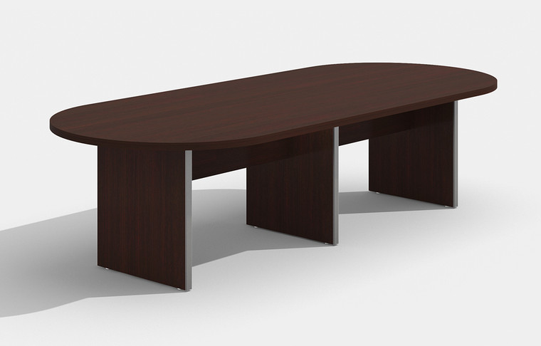 AM-Series 10' Expandable Racetrack Conference Table
