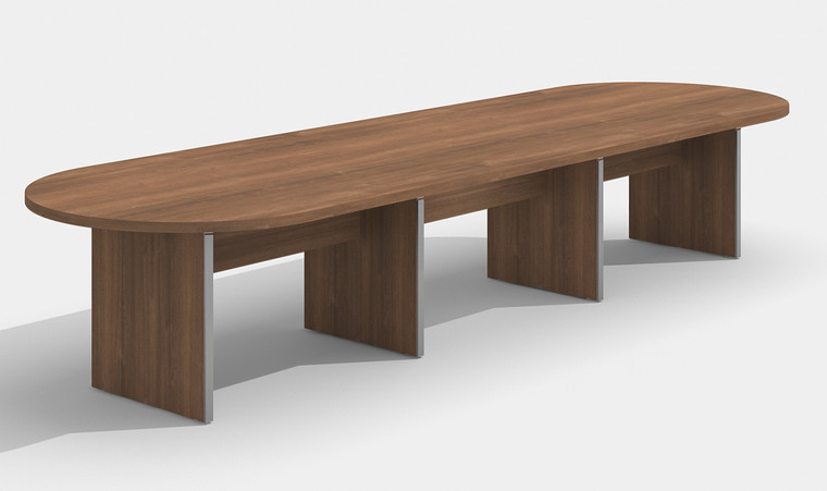 AM-Series 16' Expandable Racetrack Conference Table