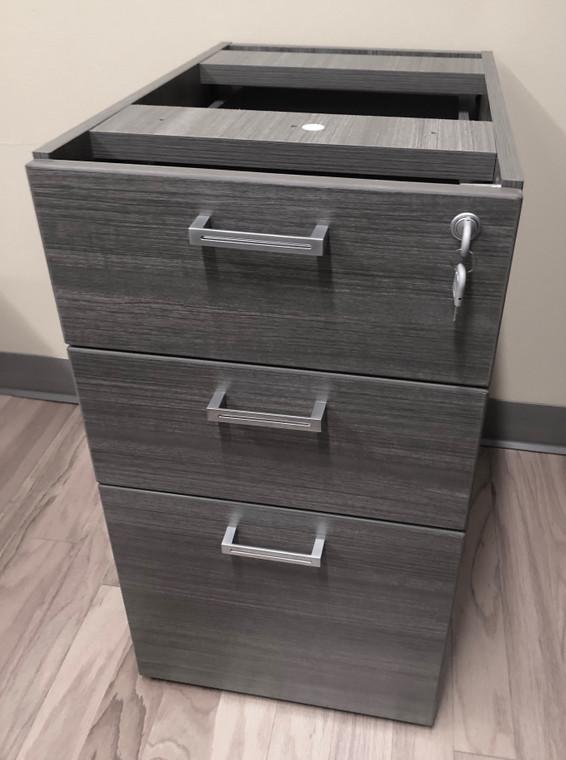 AM-Series 3-Drawer Box/Box/File Pedestal