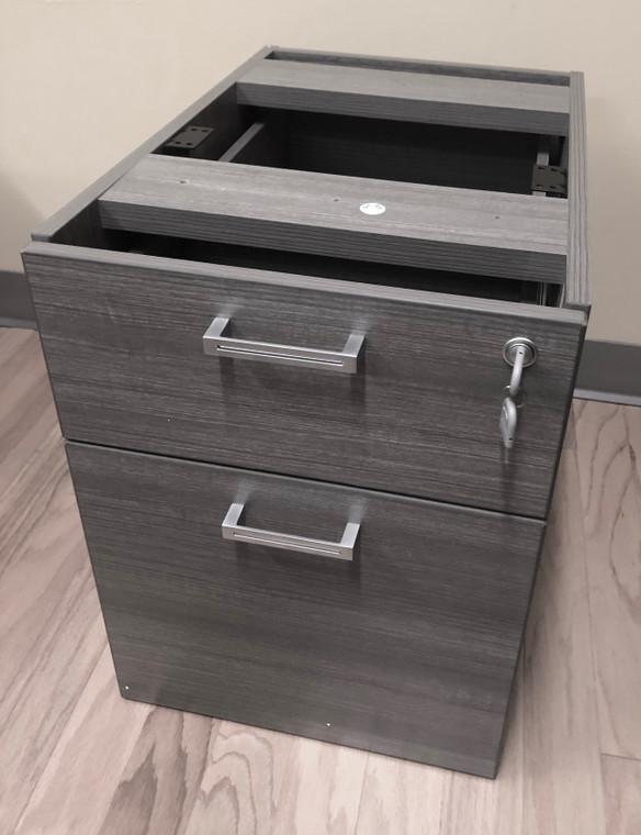 AM-Series 2-Drawer Hanging Box/File Pedestal