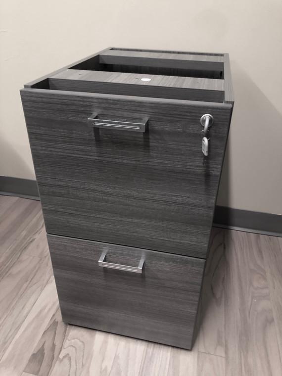 AM-Series 2-Drawer File/File Pedestal