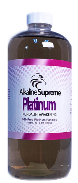 Supreme Platinum - KUNDALINI AWAKENING