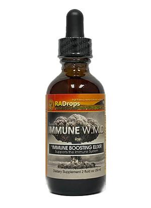 NEW! IMMUNE W.M.D. Super Herbal Immune System Booster (2oz)