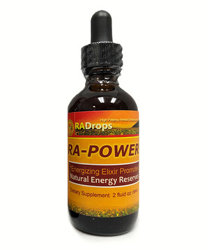 RA-POWER - Super Potent Herbal Energy Drops (2oz)