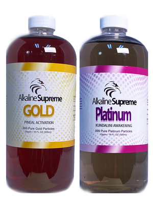 Supreme Gold & Platinum Pack