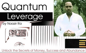 QUANTUM LEVERAGE - 3 Week Course: Ultimate Magic, Money and Business Success Course (SD CARD)