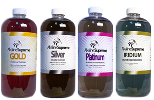 ALCHEMY SUPREME COMPLETE PACKAGE WITH SUPREME IRIDIUM (FREE USA SHIPPING)