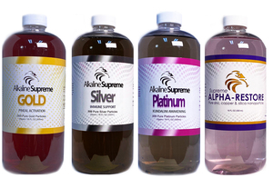 ALCHEMY SUPREME COMPLETE PACKAGE WITH ALPHA-RESTORE (FREE USA SHIPPING)