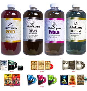 ULTIMATE PACK - SUPREME ALCHEMY + 6 WEEK HOME STUDY COURSE with IRIDIUM!! (FREE USA SHIPPING)