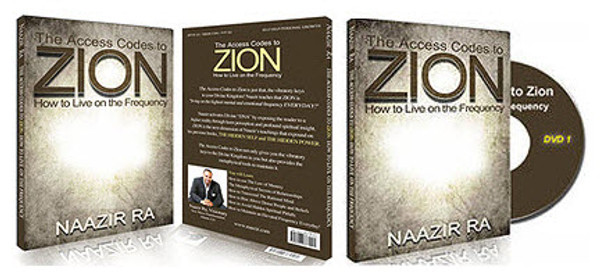 The Access Codes to Zion Collection - How to Live on the Frequency (Book Signed by Author)