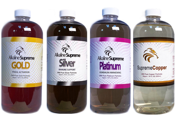 ALCHEMY SUPREME COMPLETE PACKAGE WITH COPPER (FREE USA SHIPPING)