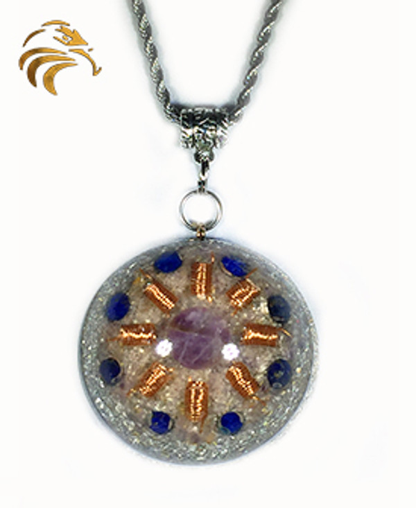 INTUITION & SPIRITUAL CONNECTION GENERATOR - Stainless Steel
