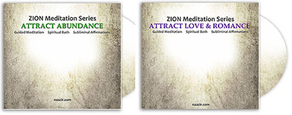 Abundance and Romance Meditation Set - MP3 Downloads