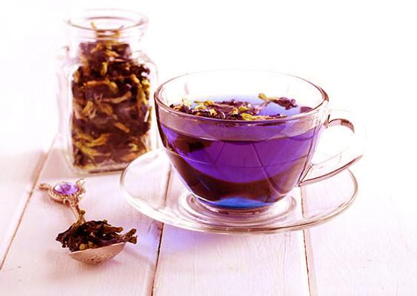 LOTUS ASCENSION - 3rd Eye & Crown Chakra Tea (Organic)