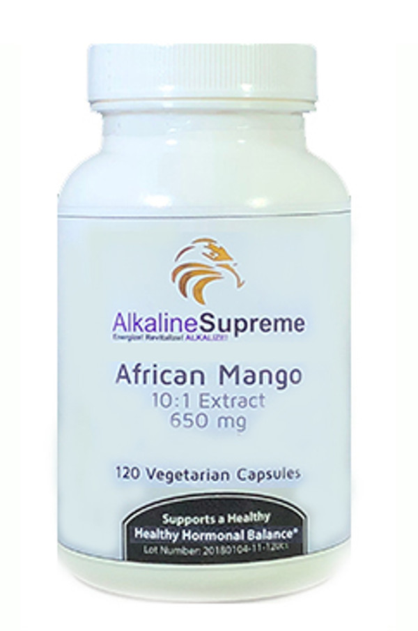 African Mango 10:1 Extract - Natural Weight Loss, Fat Burning