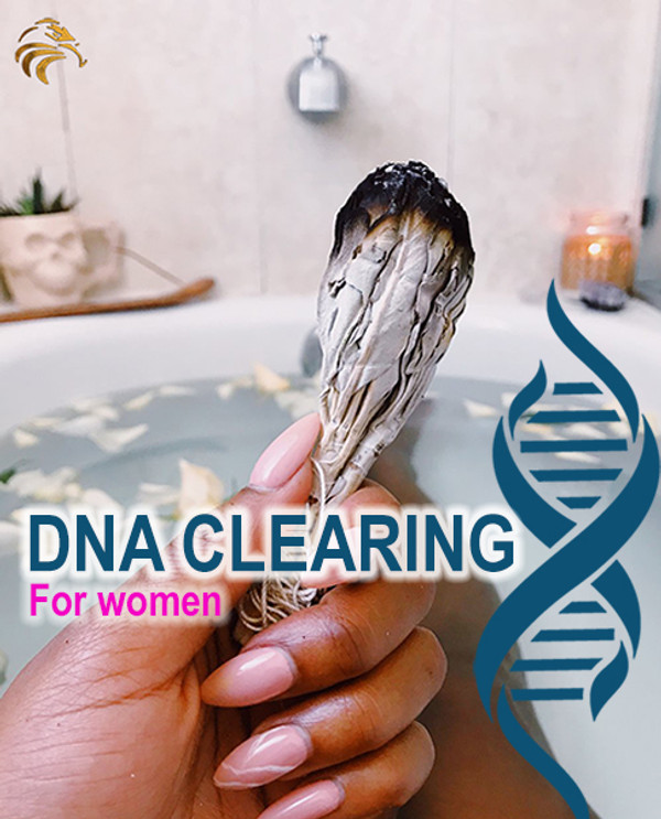 DNA Clearing Spiritual Bath and Ritual for Women (PDF)