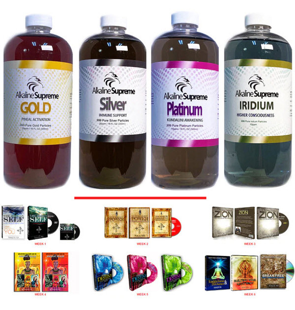 ULTIMATE PACK - SUPREME ALCHEMY + 6 WEEK HOME STUDY COURSE with IRIDIUM ($647 VALUE + FREE USA SHIPPING)
