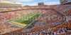 Tennessee Volunteers Neyland Stadium 03 Vols NCAA Football Checkerboard CHOICES