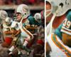 Larry Csonka Miami Dolphins Running Back NFL Football Art Print 8x10-48x36 2510