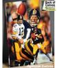 Terry Bradshaw Pittsburgh Steelers QB Quarterback NFL Football Art 8x10-48x36 Art Print 2510