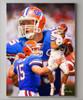 Tim Tebow Florida Gators College Football NCAA QB Quarterback canvas frame on wall