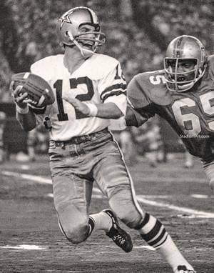 Dallas Cowboys Roger Staubach 55 NFL Football 8x10-48x36 CHOICES