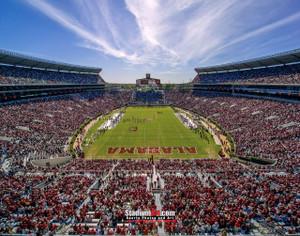Alabama Crimson Tide Bryant EZ Bryant-Denny Stadium NCAA College Football Photo 7 8x10-48x36