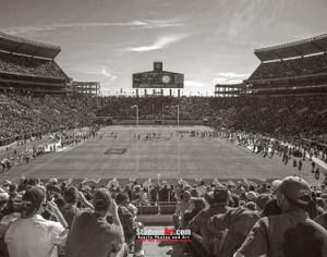 Alabama Crimson Tide Bryant EZ Bryant-Denny Stadium NCAA College Football Photo 11bw 8x10-48x36