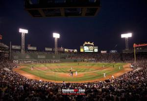 Boston Red Sox Fenway Park MLB Baseball Photo 05  8x10-48x36