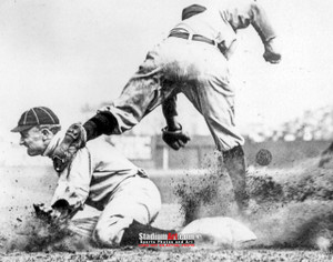 Detroit Tigers Ty Cobb Baseball Photo Print 55 8x10-48x36