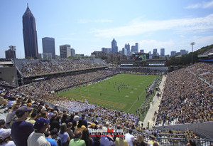 Georgia Tech Yellow Jackets Bobby Dodd Stadium Photo 8x10-48x36 Print 04
