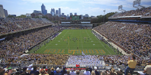 Georgia Tech Yellow Jackets Bobby Dodd Stadium Photo 8x10-48x36 Print 05