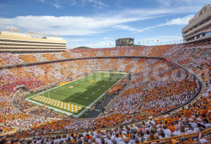 Tennessee Volunteers Neyland Stadium 03 13x19