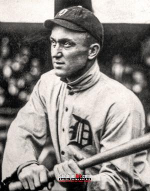 Detroit Tigers Ty Cobb Baseball Photo Print 61b 8x10-48x36