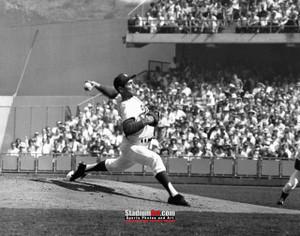 Los Angeles Dodgers Sandy Koufax Baseball LA Brooklyn Photo Art Print 8x10 or 11x14 or 40x30 StadiumArt.com Sports Photos