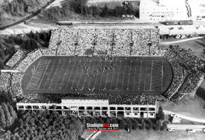 Michigan State Spartans Football Spartan Stadium Photo Art Print 13x19 or 24x36 StadiumArt.com Sports Photos