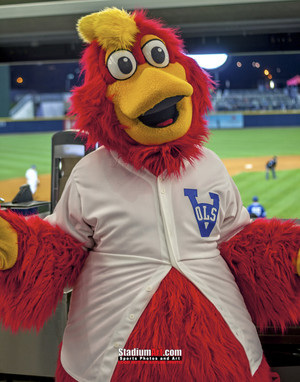 Nashville Sounds Minor League Baseball Booster Mascot 8x10-48x36 Photo Print 45