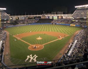 New York Yankees NY Old Yankee Stadium Baseball Field Photo Art Print 8x10 or 11x14 or 40x30 StadiumArt.com Sports Photos