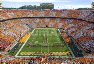 Tennessee Volunteers Neyland Stadium 04 13x19
