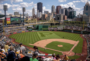 Pittsburgh Pirates PNC Park Baseball Stadium Photo Print by Joshua Peacock13x19 or 24x36