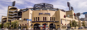 Pittsburgh Pirates PNC Park Baseball Stadium Photo Art Print 13x37 StadiumArt.com Sports Photos